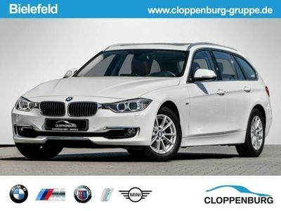 käytetty BMW 320 d Touring Luxury Line Xen Navi Pano Led Shz A