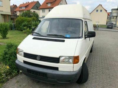 used VW T4 2,4 Lang und Hoch (hochdach) Camper