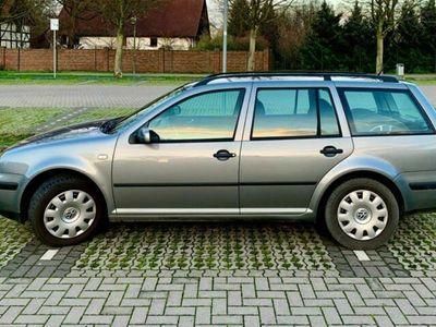 gebraucht VW Golf IV Variant 1.6 FSI 81 KW/110 PS, EZ 2003