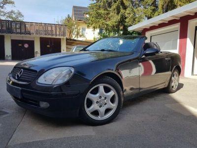 käytetty Mercedes SLK230