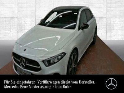 gebraucht Mercedes A220 Progressive Panoramadach Nightpaket Leder