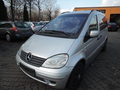 gebraucht Mercedes Vaneo Compact Van 1.9_Navi_PDC_Euro4