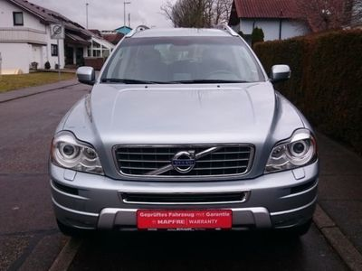 gebraucht Volvo XC90 7 Sitze-AHK-Standheizung-Navi-Xenon-Leder