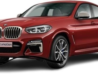 gebraucht BMW X4 X4 M40M40i Navi Prof. Sport Aut. Panorama Klimaaut.
