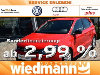 "gebraucht VW Polo Style 1,4l ""Style"" 5-Gang"