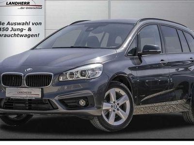 gebraucht BMW 218 Gran Tourer 218 Gran Tourer i // LED/Parkassistent/Navi