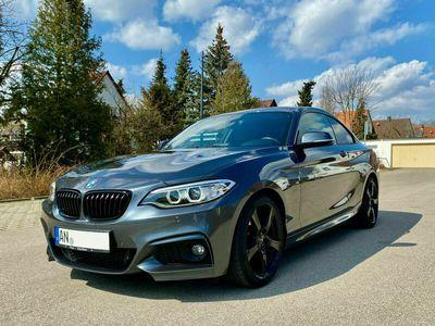 gebraucht BMW 225 d Coupe Sport-Aut. M Sport