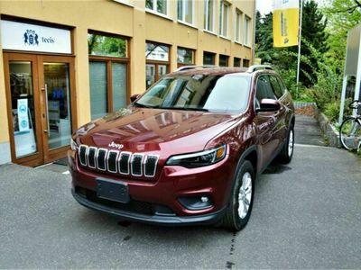 gebraucht Jeep Cherokee 3.2 V6 200kW 4x4