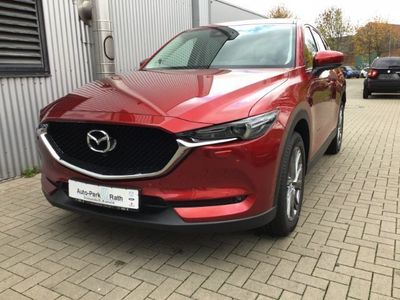 gebraucht Mazda CX-5 D150 Signature+ Navi 360 View,Head-Up Bose