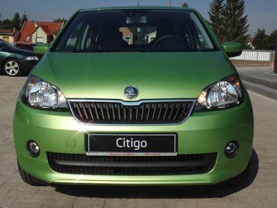 gebraucht Skoda Citigo G-TEC 1.0 Ambition
