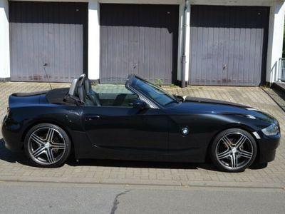 gebraucht BMW Z4 2.5i Roadster*Schalt*-Scheckheft*Liebhaber