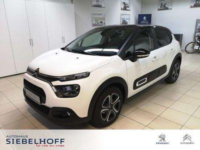 gebraucht Citroën C3 Feel Pack PureTech 110 *Klima*PDC*Touch*Bluetooth