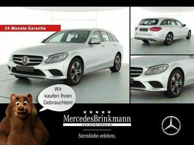 gebraucht Mercedes C180 T AVANTGARDE/MULTIBEAM/NAVI/BUSINESS+