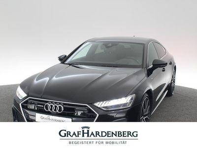gebraucht Audi A7 Sportback 55 TFSI quattro DSG S-line LED