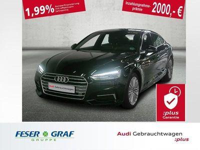 gebraucht Audi A5 Sportback Sport SB 35TDI S tronic S line/Navi/Kamera/DAB