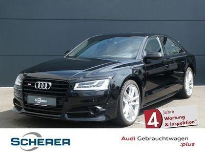 gebraucht Audi S8 plus 4.0 TFSI *Navi, BOSE, Standhz, Sport-Abg.,HeadUp*