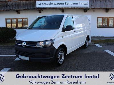 gebraucht VW Transporter Kasten 2,0 TDI(AHK,Navi,Klima) Klima