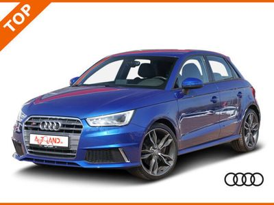gebraucht Audi S1 Sportback S1 Sportback 2.0 TFSI Quattro... 2.0 TFSI Quattro XENON NAVI LEDER SHZ