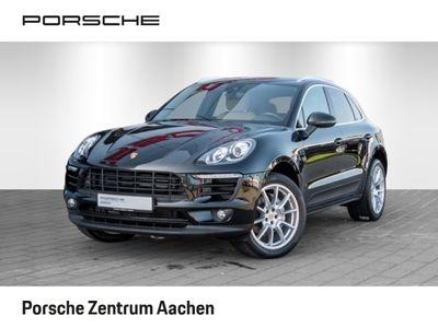 gebraucht Porsche Macan S Diesel, 20'',Rückfahrkamera,Entry&Drive,Interieur Bi-Color