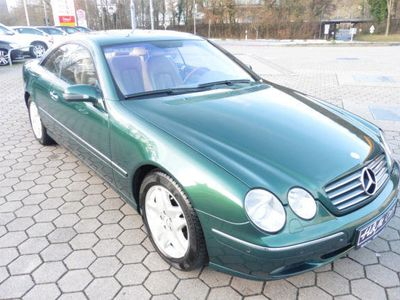 gebraucht Mercedes 500 CL-Coupe 500/Vollausst/1.Hand/Scheckheft DB/