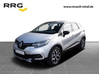 gebraucht Renault Captur 1.3 TCe 150 INTENS EDC Automatik, Navi, E