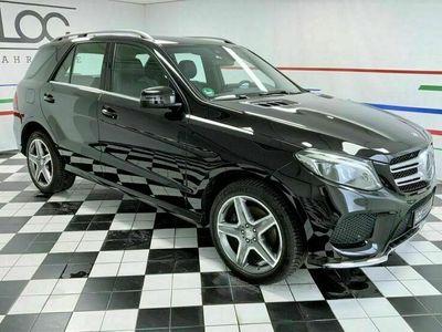 gebraucht Mercedes GLE250 d 4Matic 9G-TRONIC AMG Line