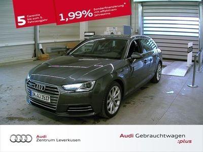 gebraucht Audi A4 Avant sport 3.0 TDI quattro S TRON LEDER AHK