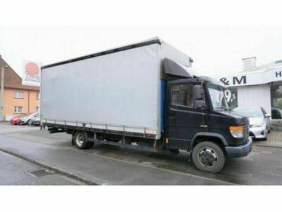 gebraucht Mercedes T2 Vario816 D Automatik Standheizung AHK