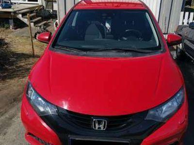 gebraucht Honda Civic 1.6 i-DTEC Comfort