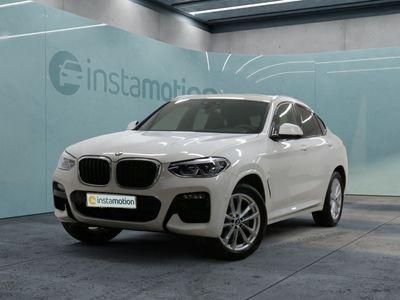 gebraucht BMW X4 X4xDrive20d M Sport Head-Up HiFi DAB LED RFK