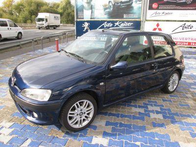 gebraucht Peugeot 106 Sport Top Zustand