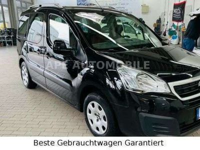 gebraucht Peugeot Partner Tepee Active Facelift Automatik EURO 6