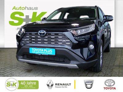 gebraucht Toyota RAV4 BUSINESS 4X2 HYBRID Lederausstattung