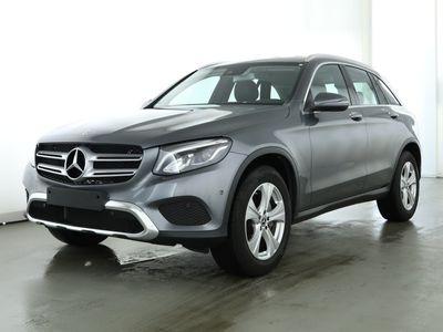 gebraucht Mercedes GLC250 4MATIC Off-Roader Exclusive+LED+AHK+Navi