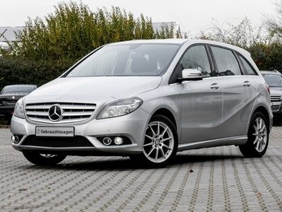 gebraucht Mercedes B180 CDI Navi Klima aktiver Parkass. MFL GRA