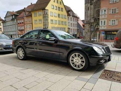 gebraucht Mercedes 320 Mercedes w211cdi Avantgarde 7g tronic...