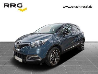 second-hand Renault Captur 1.5 dCi 90 LUXE ENERGY Navi, klimaautomatik, Rück