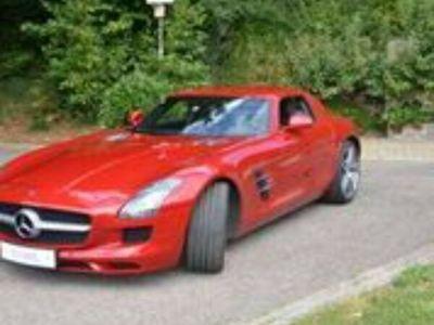 gebraucht Mercedes SLS AMG 6.3 V8 BEO Sound / Comand / Memory
