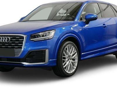 gebraucht Audi Q2 Q21.4 TFSI S-line S-tronicNaviLEDSHZ Klima