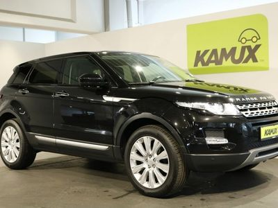 gebraucht Land Rover Range Rover evoque 2.2 Sd4 Prestige +Leder +Bi-Xenon +PDC +Meridian-Audio