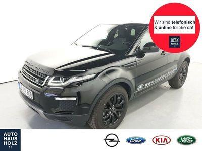 gebraucht Land Rover Range Rover evoque 2.0 TD4 SENavi Xenon