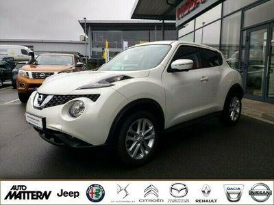 gebraucht Nissan Juke Acenta mit 360Grad Nav
