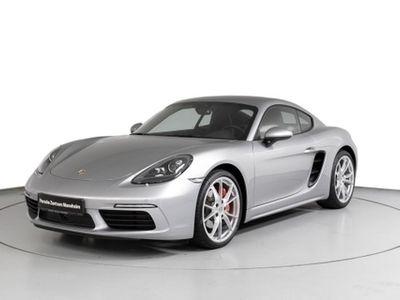 "käytetty Porsche 718 CaymanS/ PDK/ Xenon/ Navi/ Sportabgas/ 20"""