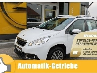 käytetty Peugeot 2008 1.6 e-HDI FAP 92 Active AUTOMATIC|KLIMA/BLU
