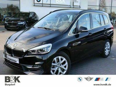 gebraucht BMW 220 iA Lux 7 Sitz KAM Hifi LED Leas ab 349.- o.A.