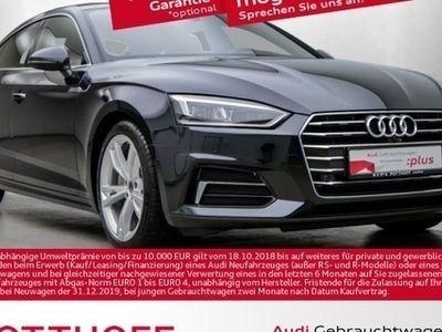 gebraucht Audi A5 Sportback 2.0 TDi design Virtual DAB HUD LED (Navi