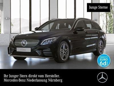 gebraucht Mercedes C200 T 4M AMG LED Kamera PTS Easy-Pack 9G Sitzh