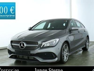 gebraucht Mercedes CLA220 d SB AMG+Navi+LED+SH+Spiegel-P.+PTS
