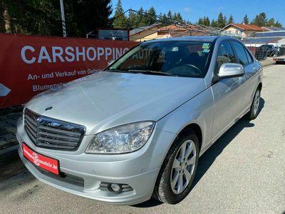 gebraucht Mercedes C280 4-Matic Lim/Scheckheft/Klimaautomatic als Limousine in Geretsried bei München