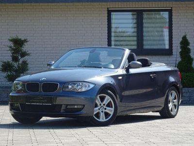 gebraucht BMW 118 Cabriolet i (Klima, PDC, Scheckheft)